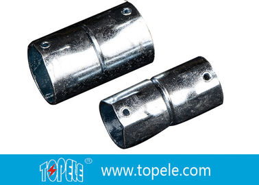 BS Electrical Conduit Steel Coupler Galvanised Conduit Surface Preparation